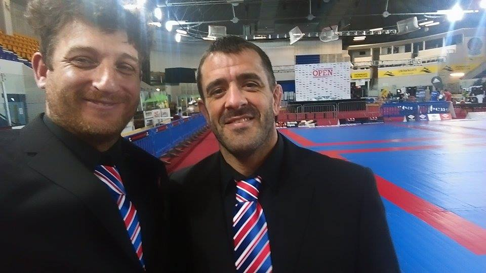 My weekend @ the BJJ British Open
